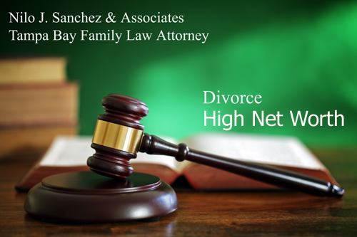 high asset, high net worth divorce attorney tampa brandon st petersburg florida