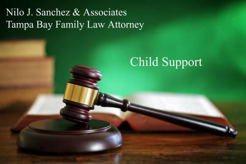 tampa florida child support attorney